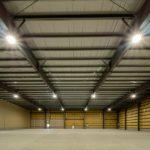 短納期・高品質で大空間な倉庫